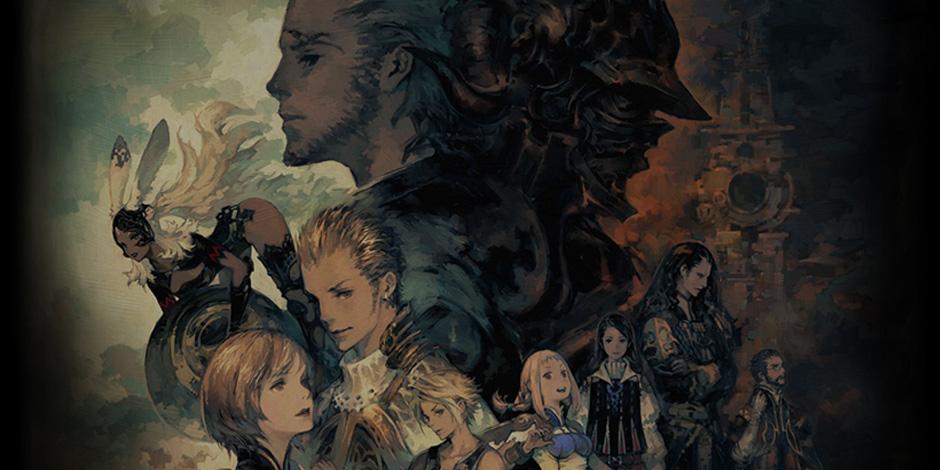 Final Fantasy XII: The Zodiac Age megaslide