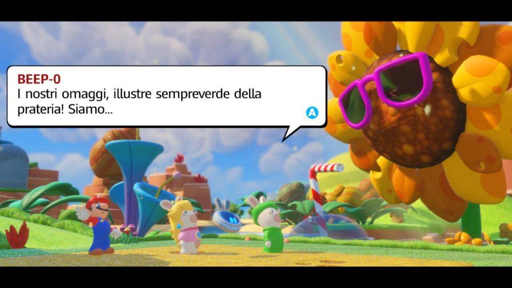 Mario + Rabbids Kingdom Battle screenshot