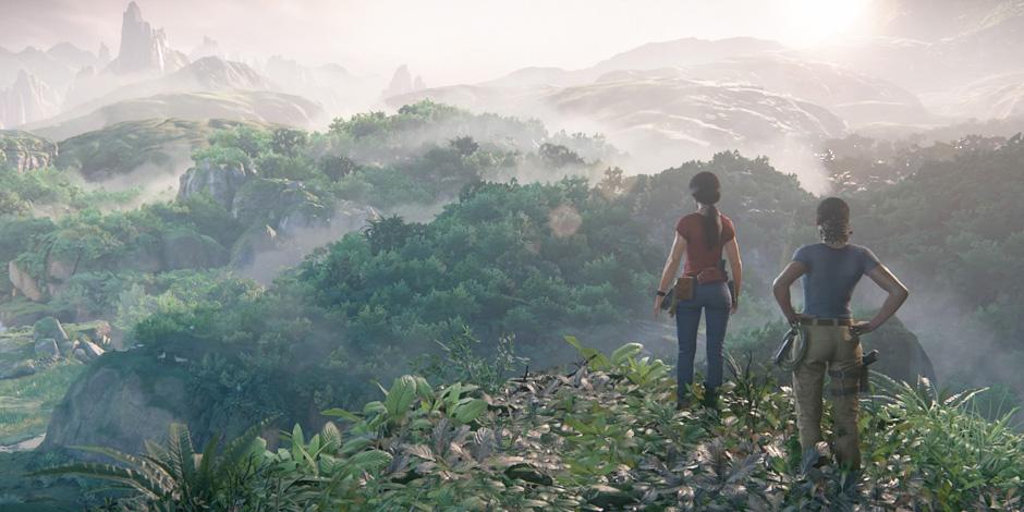 Uncharted: L'Eredità Perduta megaslide