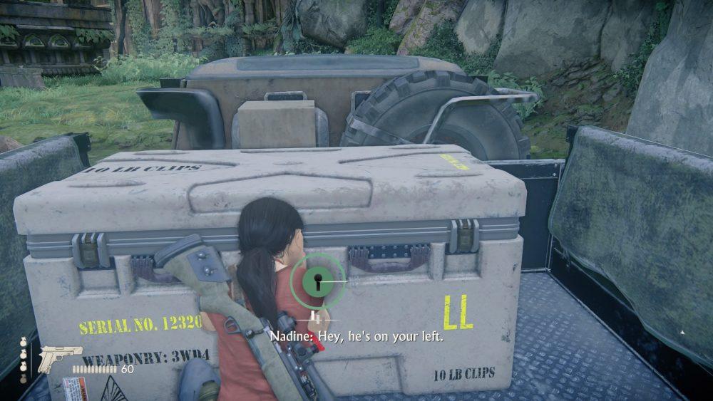 Uncharted: L'Eredità Perduta screenshot