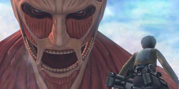 Attack on Titan 2 Future Coordinates banner