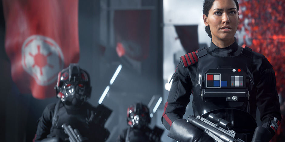 Star Wars Battlefront II megaslide