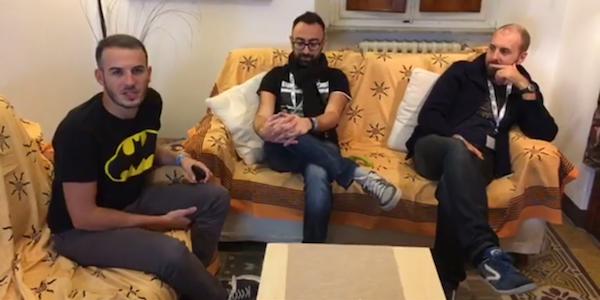 Lucca 2017 videoblog 2