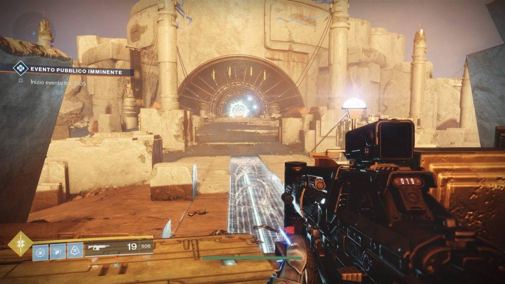 Destiny 2 La Maledizione di Osiride screenshot