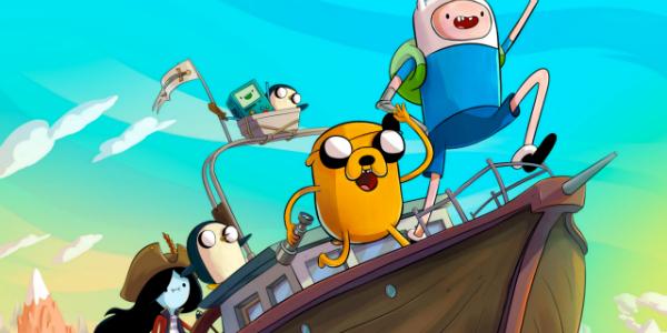 Adventure Time: I Pirati dell'Enchiridion banner
