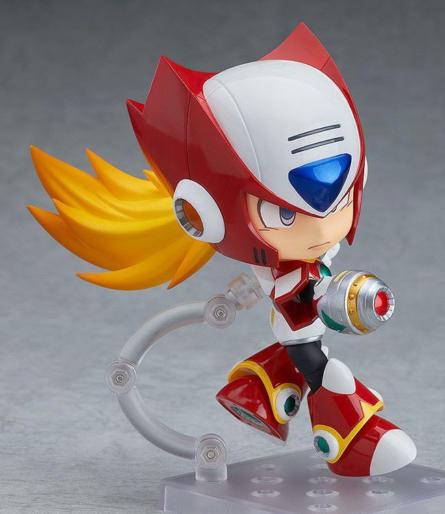 Zero Mega Man X Nendoroid Good Smile Company