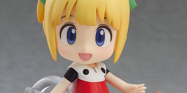 Mega Man 11 Roll Good Smile Company banner