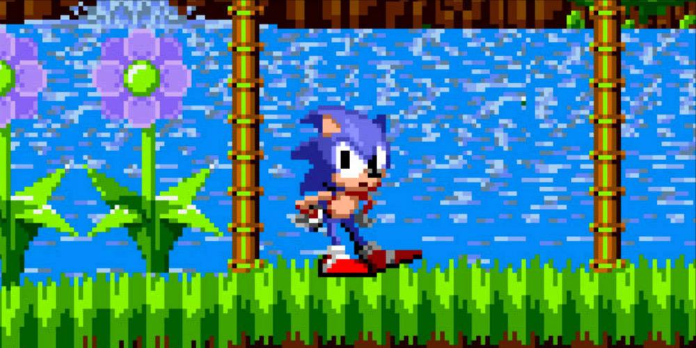 Sonic megaslide