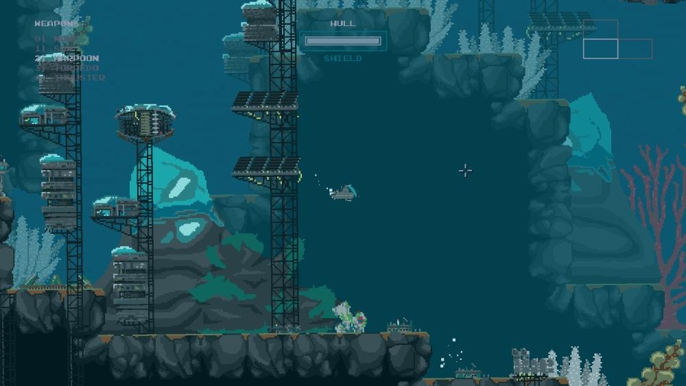 The Aquatic Adventure of the Last Human screenshot