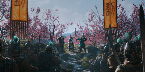 Total War: Three Kingdoms banner