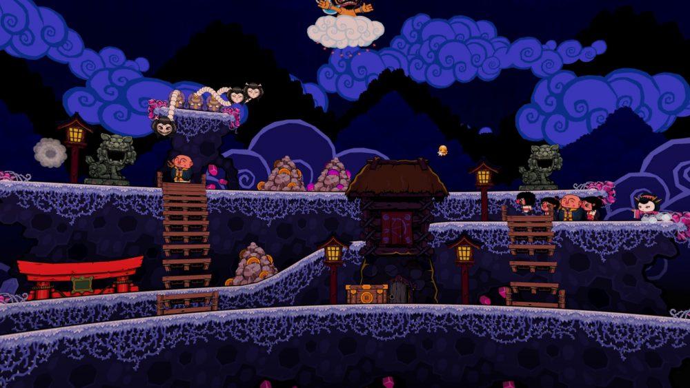 Pop-Up Pilgrims screenshot