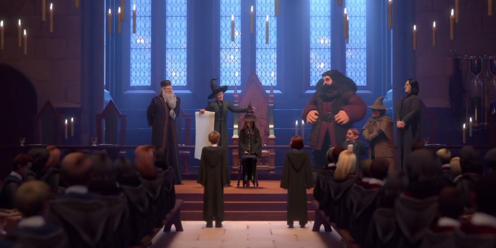 Harry Potter: Hogwarts Mystery banner megaslide