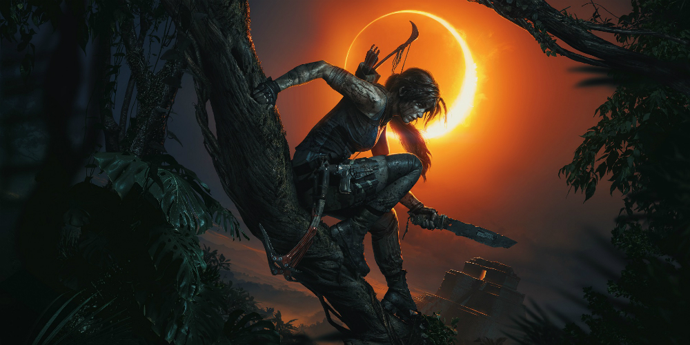 Shadow of the Tomb Raider banner megaslide
