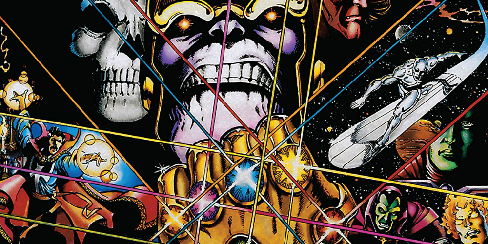 Thanos megaslide