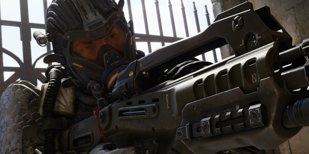 Call of Duty: Black Ops III banner megaslide