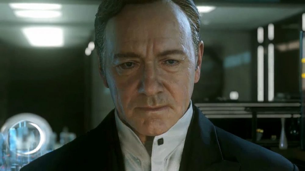 Call of Duty: Advanced Warfare Kevin Spacey