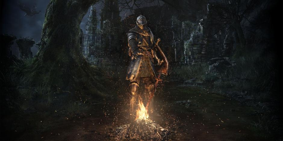 Dark Souls Remastered megaslide