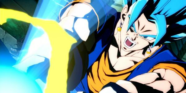 Dragon Ball FighterZ Vegetto banner
