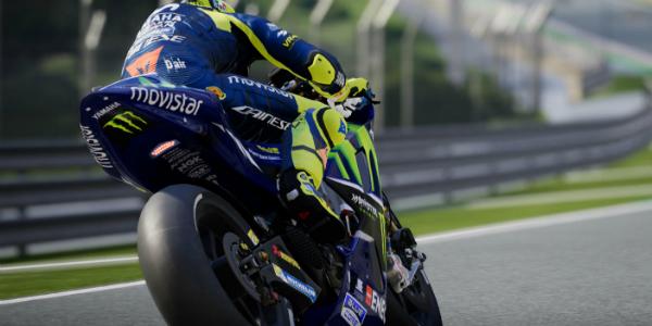 MotoGP 18 banner