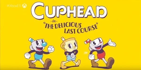 Cuphead DLC banner