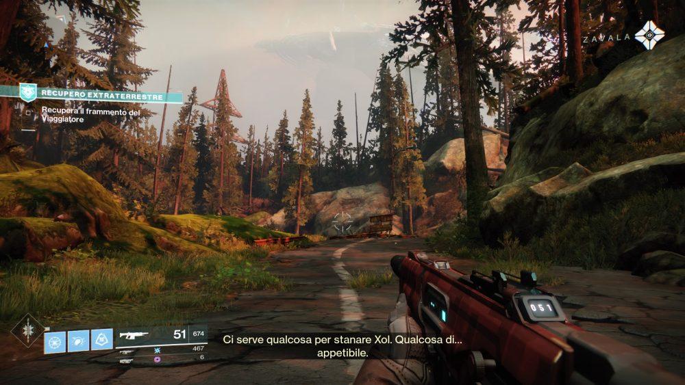 Destiny 2 La Mente Bellica screenshot