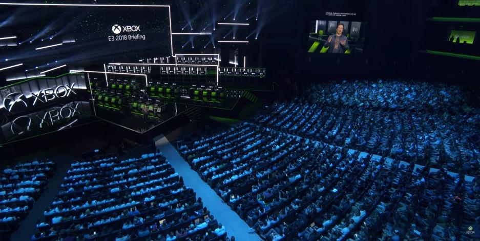 E3 2018 Microsoft megaslide