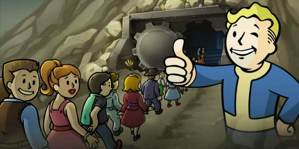 Fallout Shelter banner megaslide