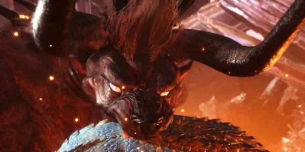 Monster Hunter: World Behemoth banner