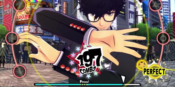 Persona 5: Dancing in Starlight banner