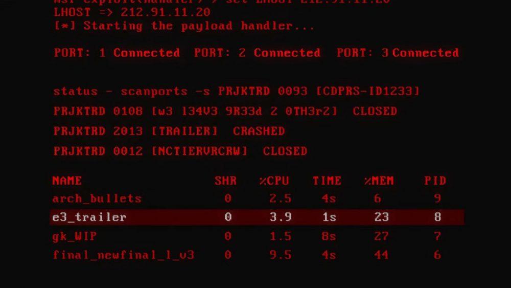 Cyberpunk 2077 WeLeaveGreedToOthers