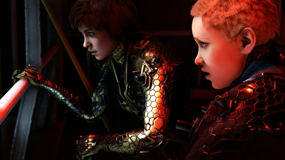 Wolfenstein: Youngblood banner scheda