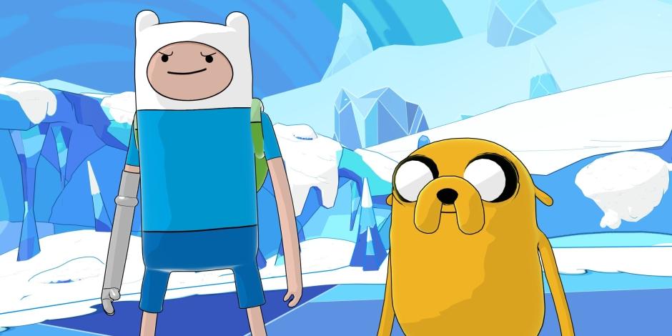 Adventure Time I pirati dell'Enchiridion megaslide