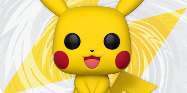 Funko Pop! Pikachu banner