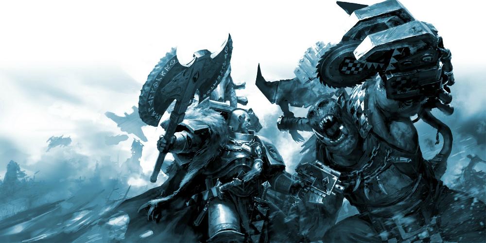 Warhammer 40,000: Sanctus Reach megaslide