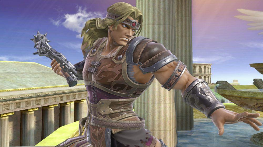 Super Smash Bros. Ultimate Simon