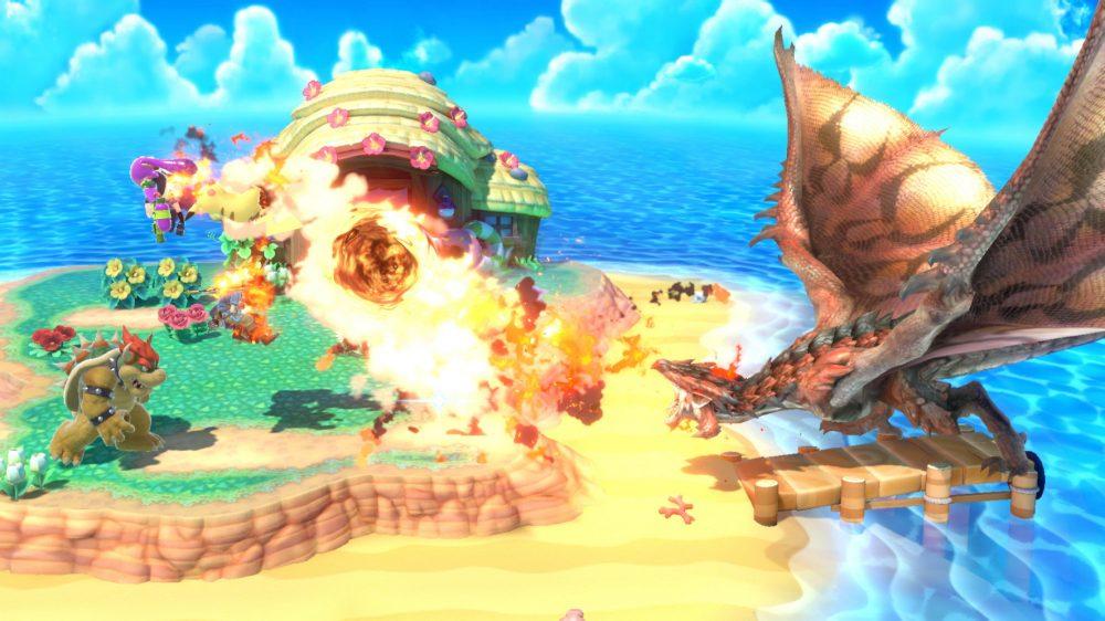Super Smash Bros. Ultimate Rathalos
