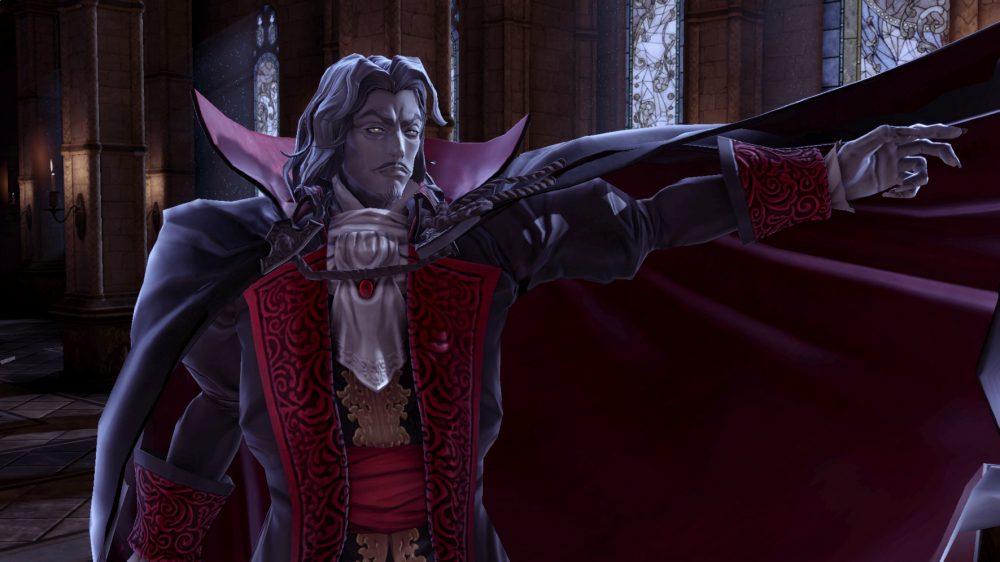 Super Smash Bros. Ultimate Dracula