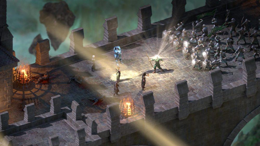 Pillars of Eternirty II: Deadfire Beast of Winter screenshot