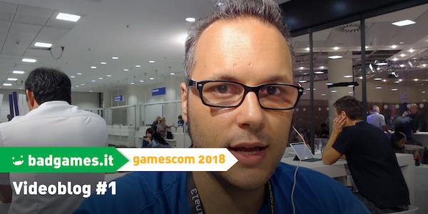 gamescom 2018 videoblog #1 banner