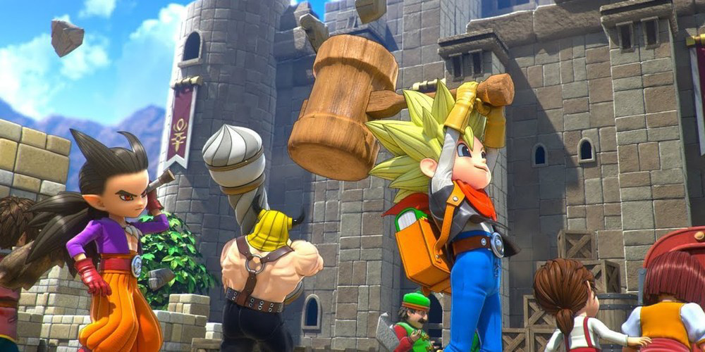 Dragon Quest 2 Builders banner