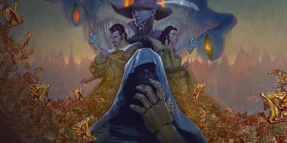 Dragon Heist copertina
