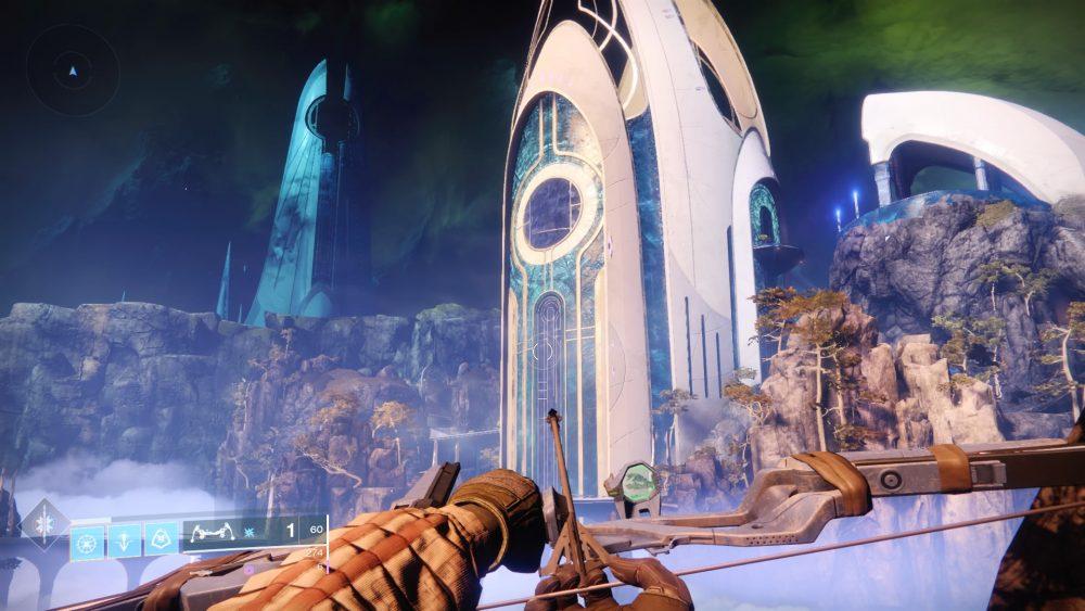 Destiny 2: I Rinnegati screenshot
