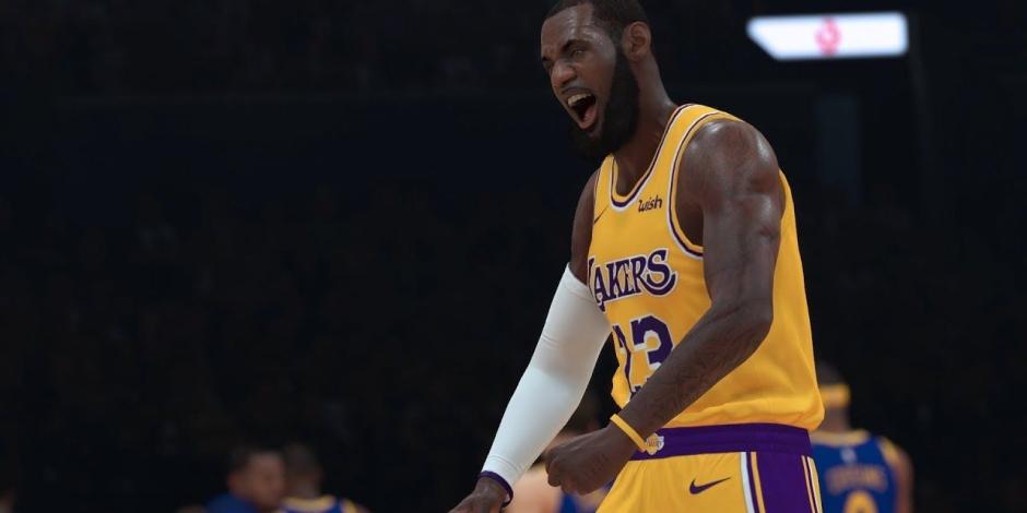 NBA 2K19 megaslide