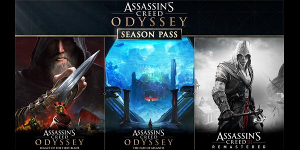 Assassin's Creed Odyssey - Contenuti post-lancio