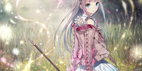 Atelier Lulua: The Scion of Arland banner