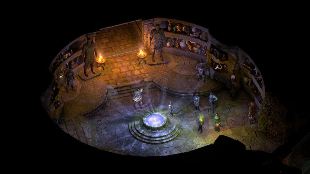 Pillars of Eternity II: Deadfire Seeker, Slayer, Survivor screenshot