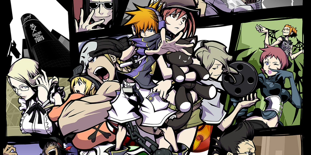 The World Ends With You: Final Remix megaslide