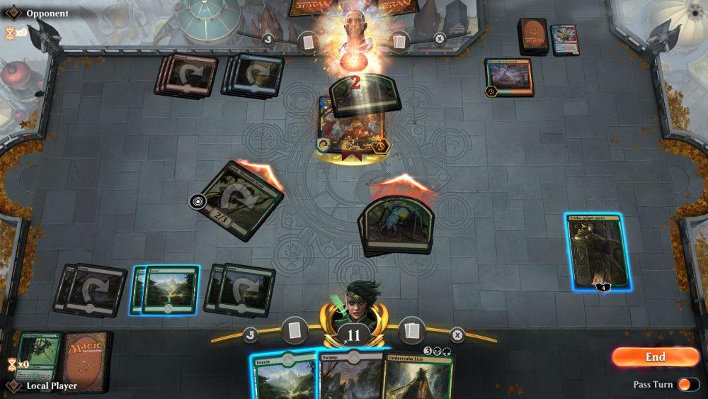 Magic: The Gathering Arena screenshot