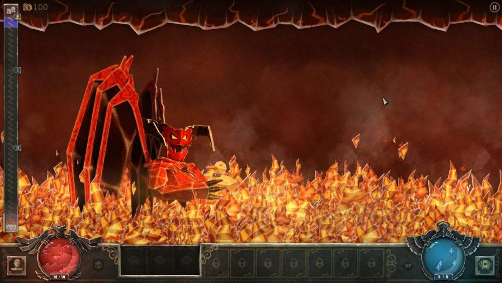 Book of Demons screenshot