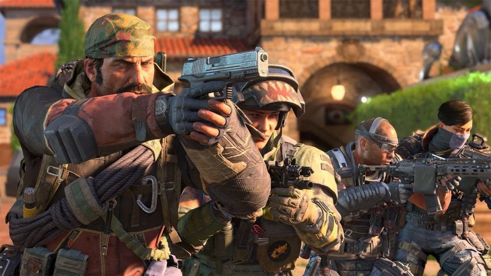 Call of Duty Black Ops IIII screenshot